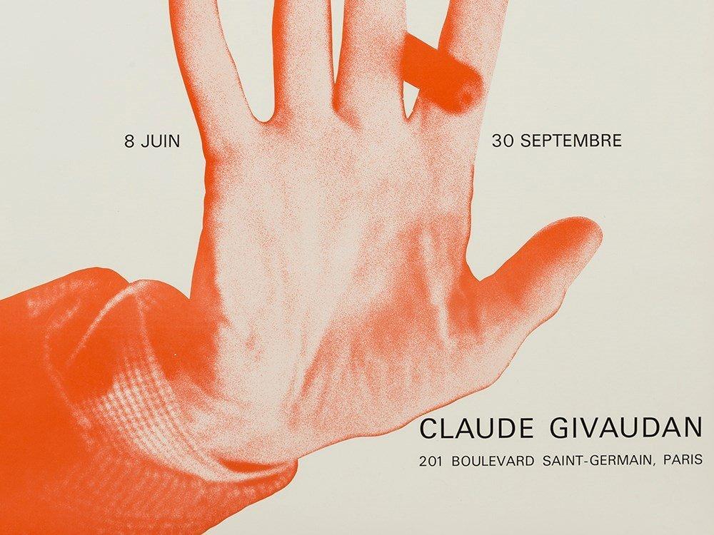 Marcel Duchamp, Exhibition Poster, Offset Print, 1967 - 5