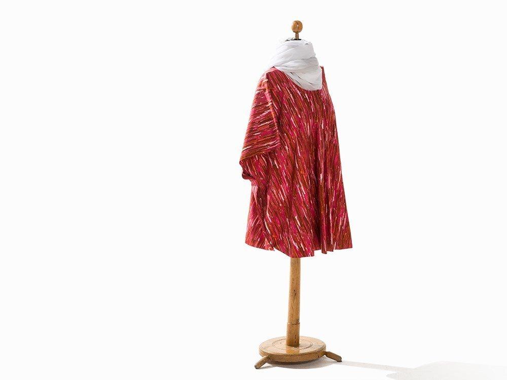 Madame Grès, Tunic with Silk Chiffon Sash, France, - 4