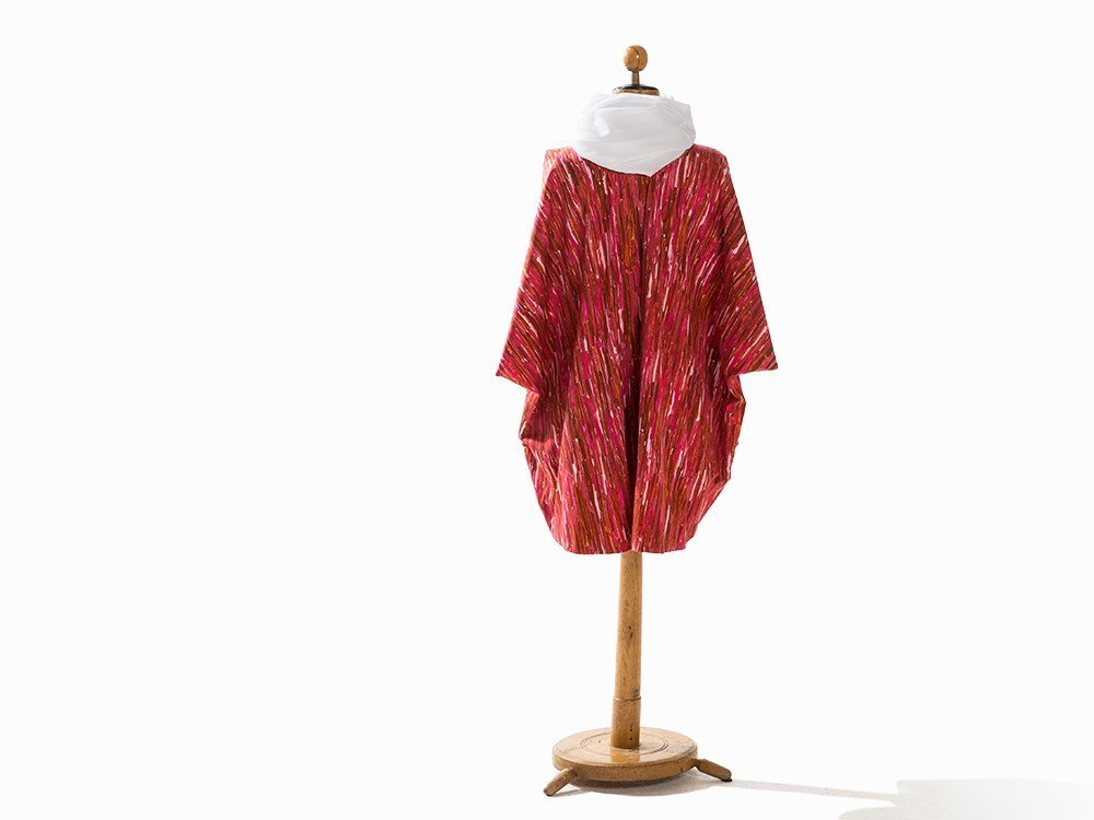 Madame Grès, Tunic with Silk Chiffon Sash, France, - 6