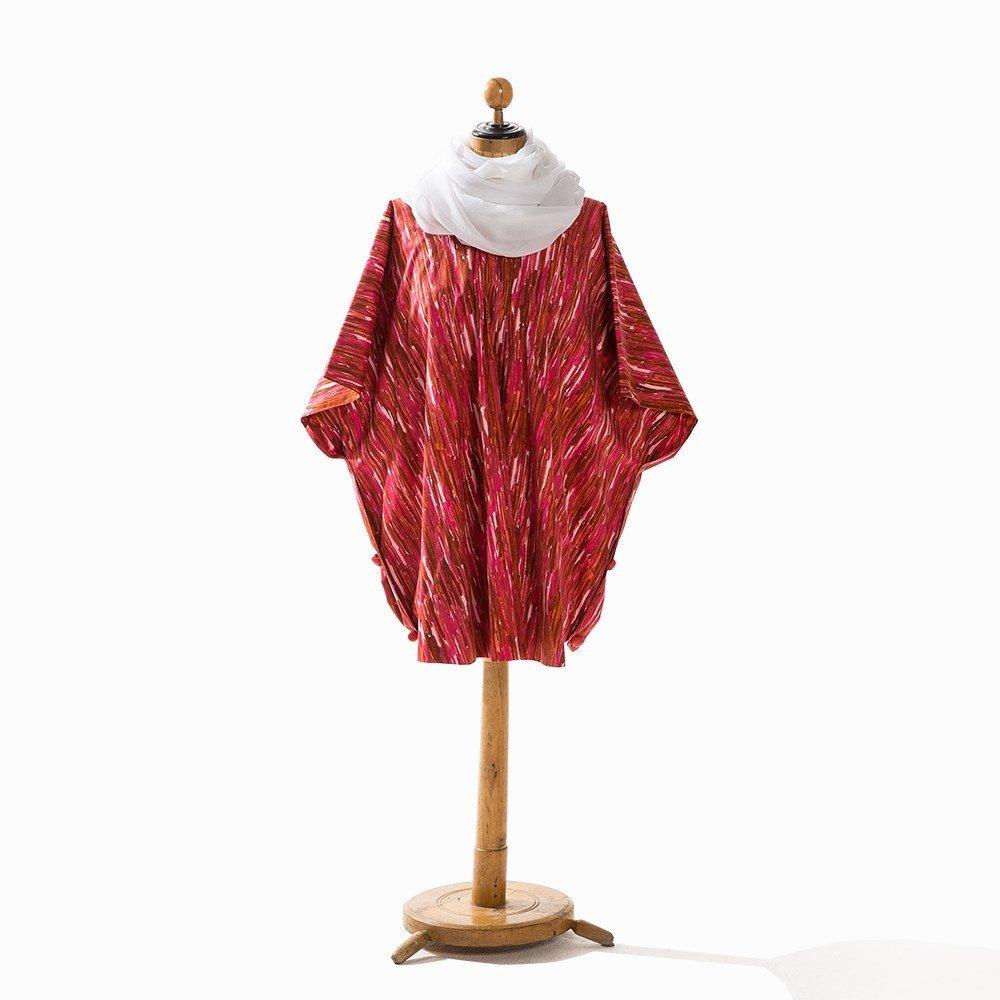 Madame Grès, Tunic with Silk Chiffon Sash, France, - 7