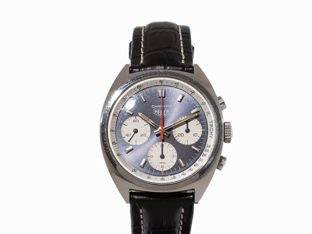 Heuer Carrera Chronograph, Ref. 73563, c. 1970