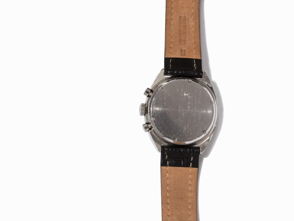 Heuer Carrera Chronograph, Ref. 73563, c. 1970 - 5