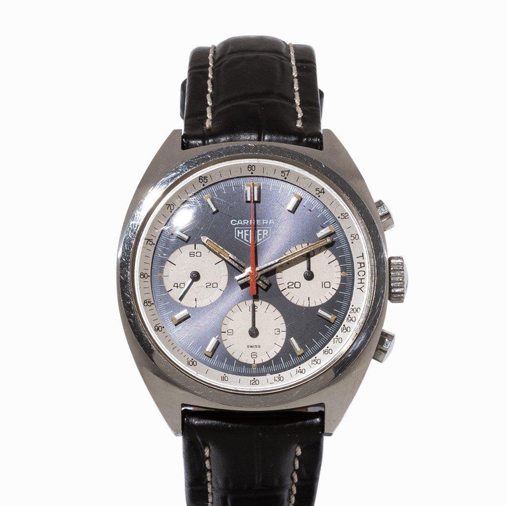 Heuer Carrera Chronograph, Ref. 73563, c. 1970 - 7