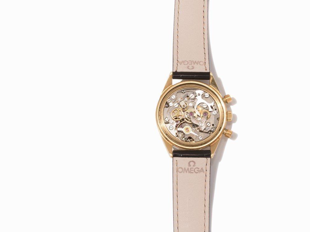 Omega Gold Chronograph, Switzerland, c. 1955 - 2