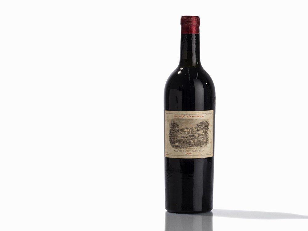 1 Bottle 1928 Château Lafite Rothschild, Pauillac