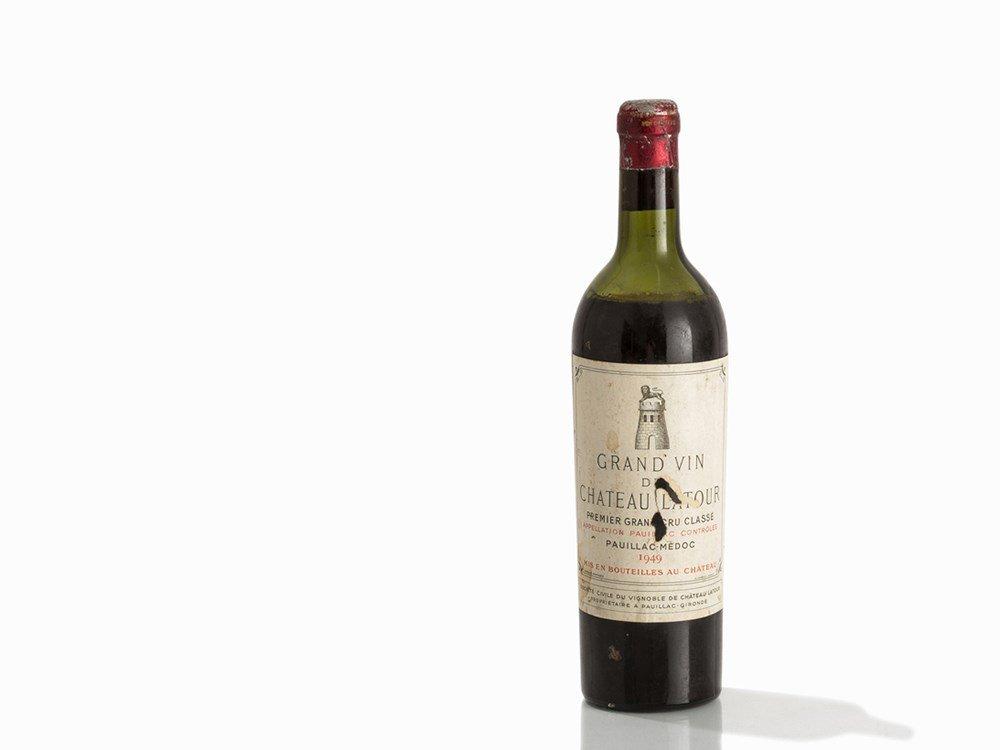 1 Bottle 1949 Château Latour, Pauillac