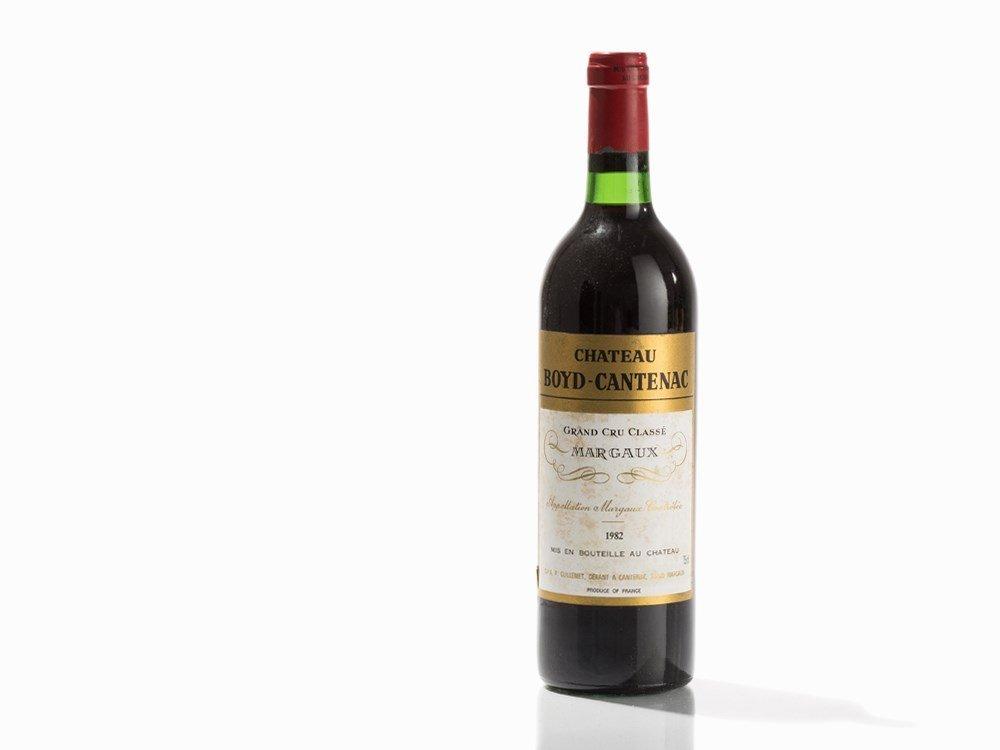 5 Bottles 1982 Château Boyd-Cantenac, Margaux - 2