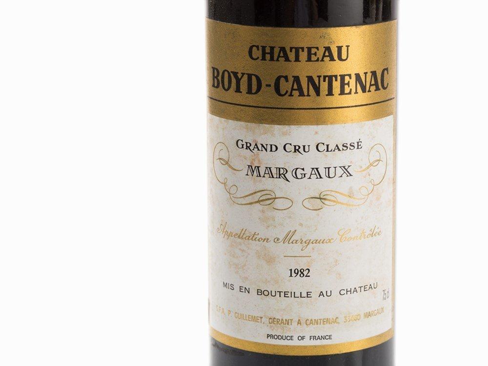 5 Bottles 1982 Château Boyd-Cantenac, Margaux - 3