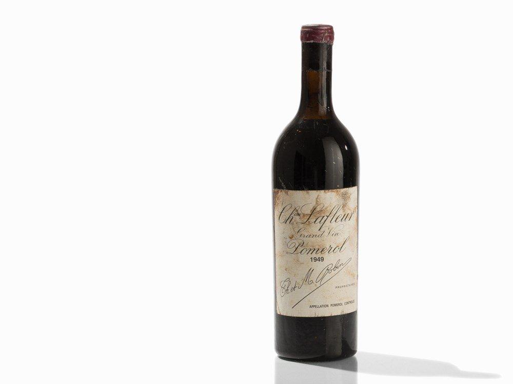 1 bottle 1949 Château Lafleur, Pomerol