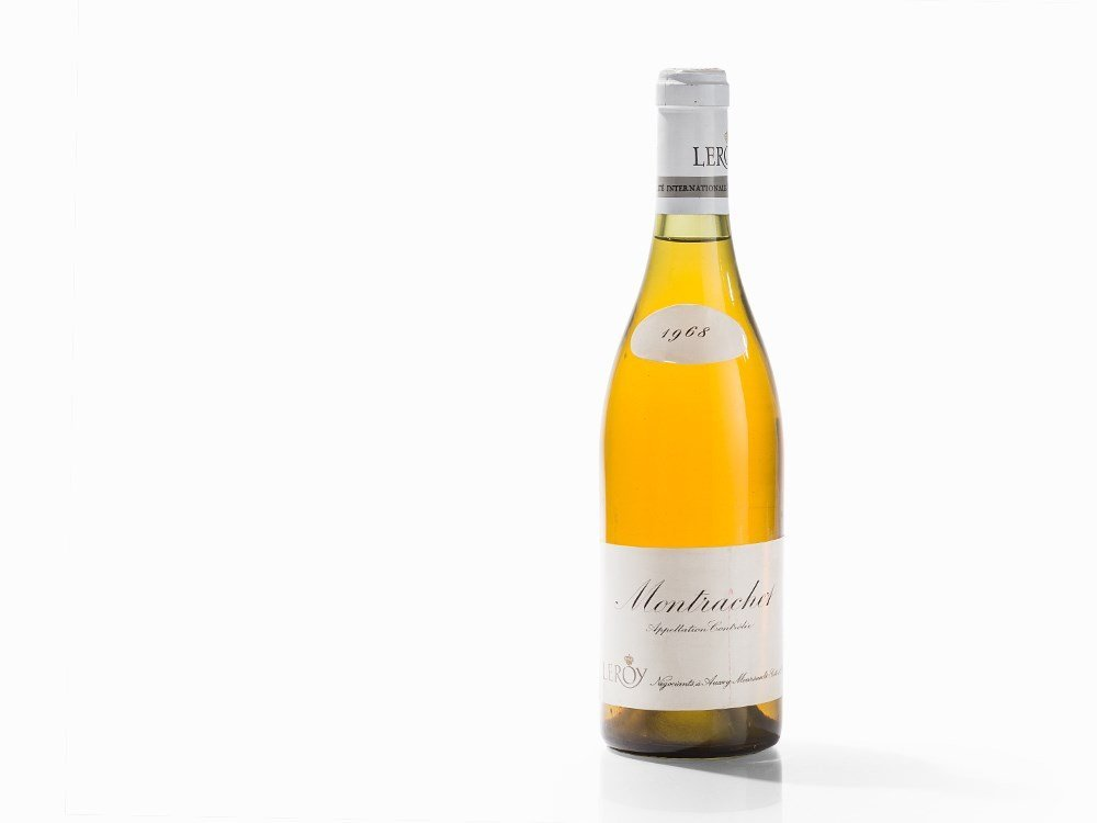 1 Bottle 1968 Montrachet, Domaine Leroy