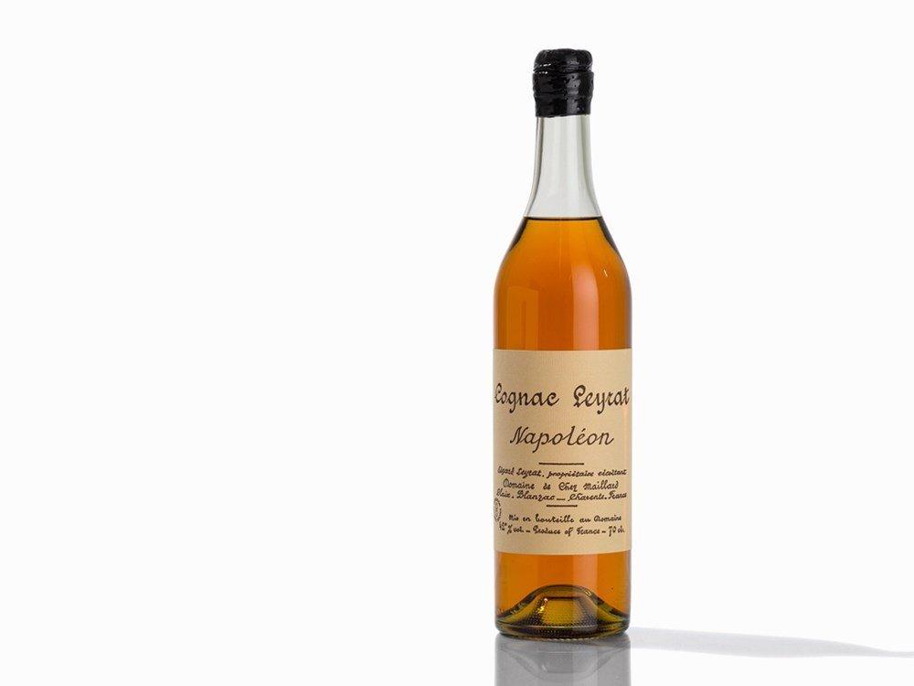 1 Bottle NV Cognac Leyrat