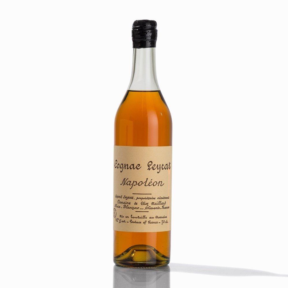 1 Bottle NV Cognac Leyrat - 5