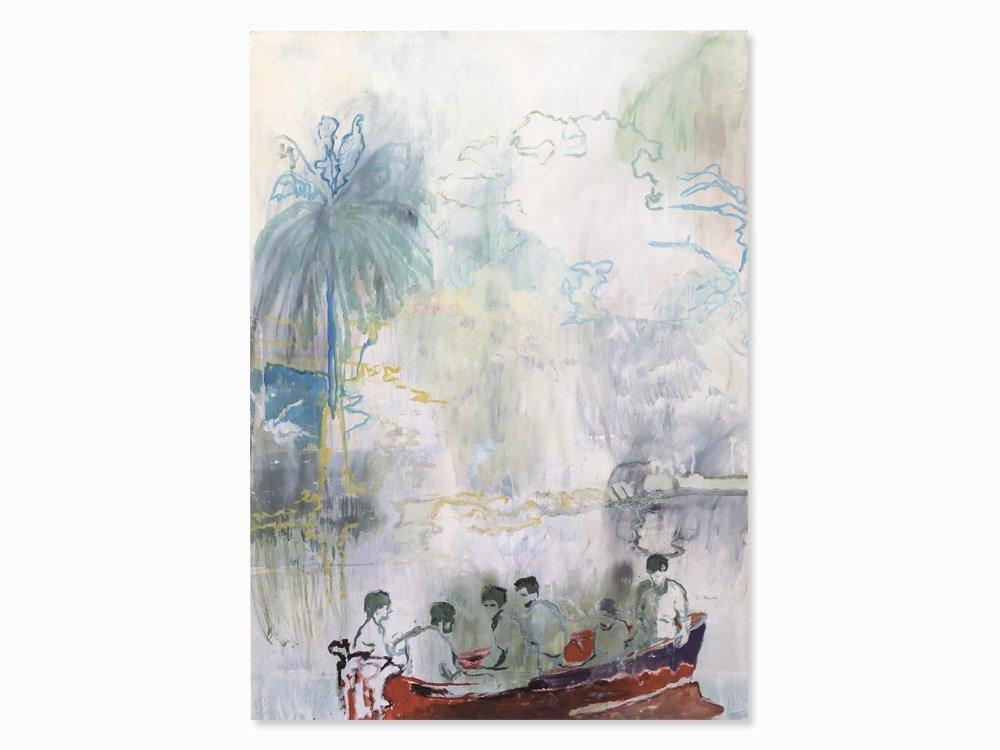 Peter Doig, Imaginary Boys, Inkjet Print, 2013