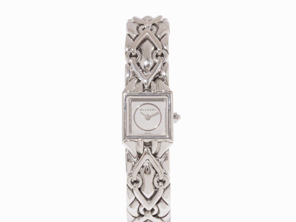 Bulgari Trika White Gold Ladies' Watch, Switzerland, c.