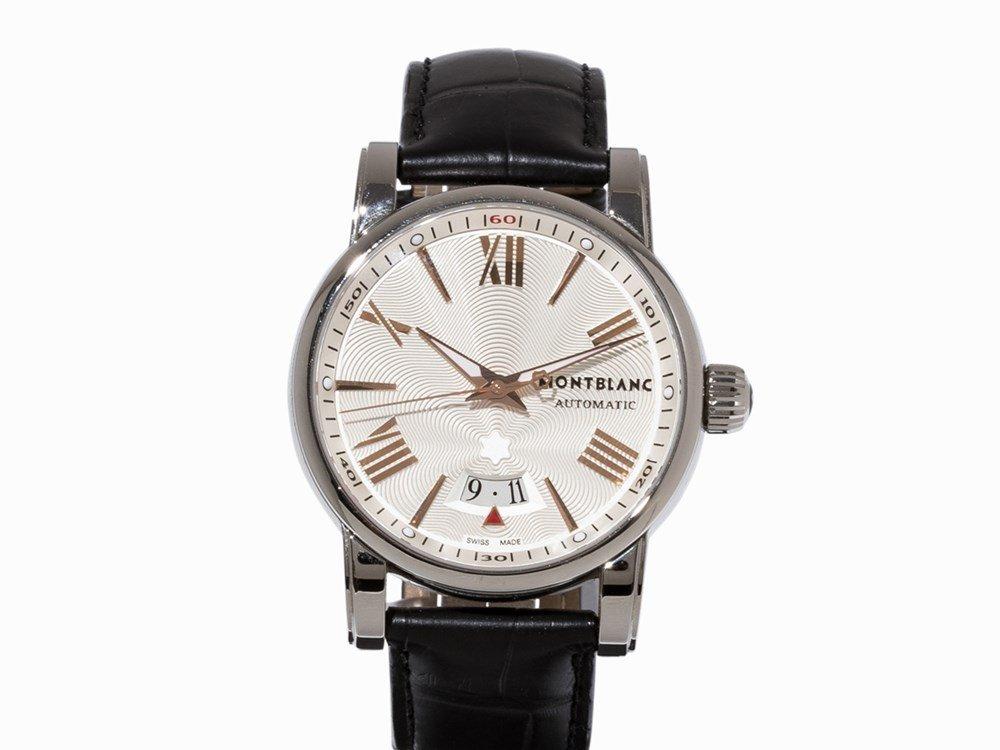 Montblanc Star Automatic Wristwatch, Ref. 7102, c. 2010