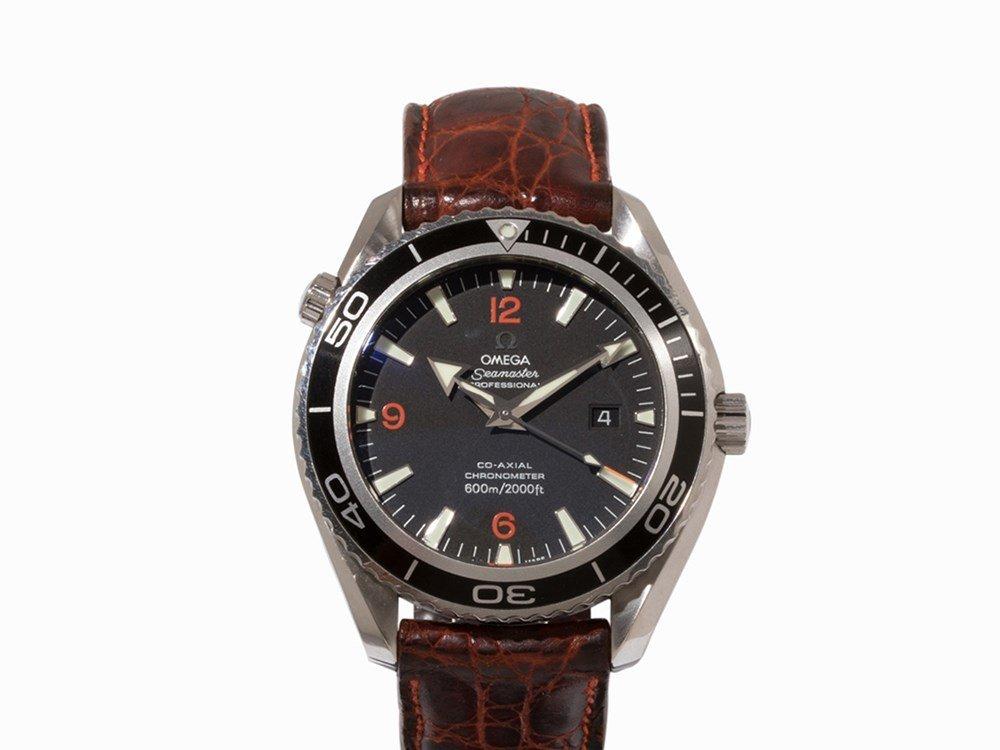 Omega Seamaster Co-Axial Planet Ocean Chronometer, c.