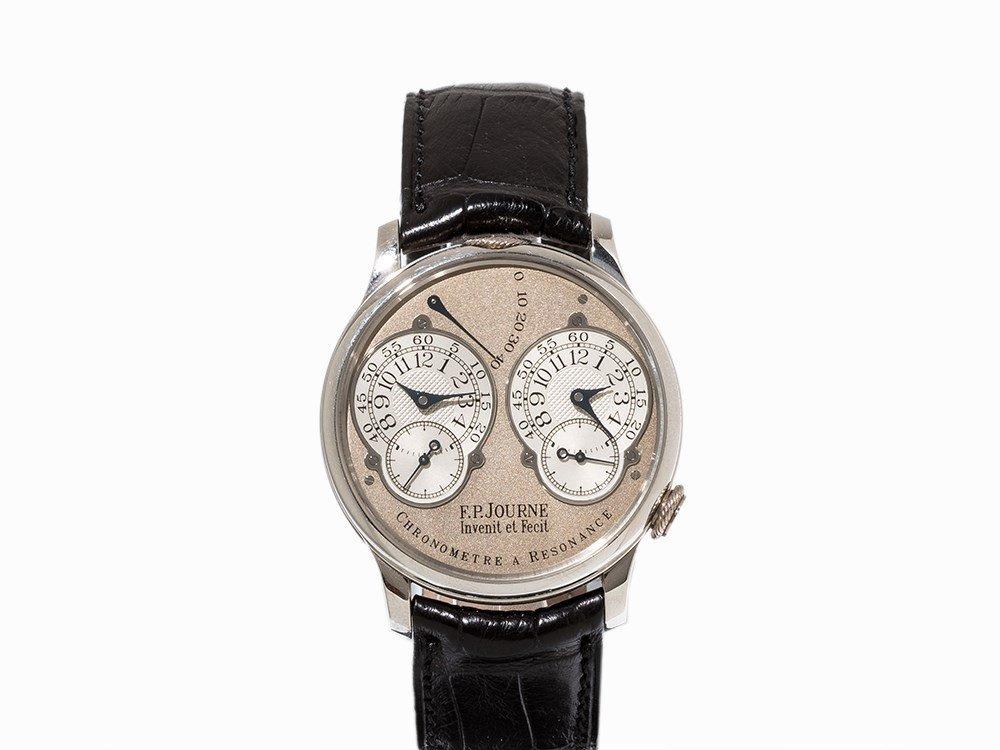 F. P. Journe Chronometre a Resonance Platinum, c. 2005
