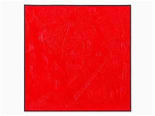 Bernard Aubertin (1934-2015), Recifs, Acrylic, 2013