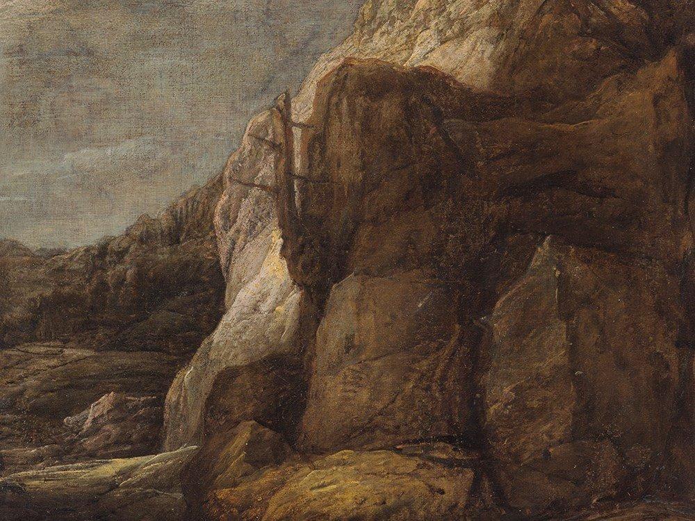 Allart van Everdingen, Attributed, Norwegian Landscape,
