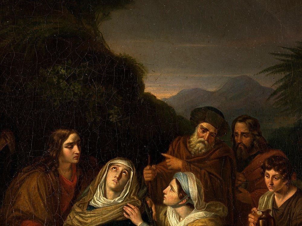 Copy after Cornelis Kruseman, Entombment, Painting, c. - 8