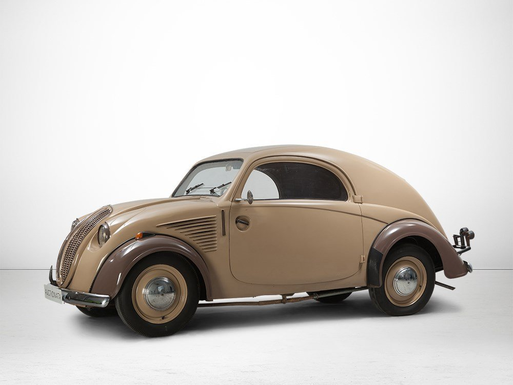Steyr 50 with Sunroof, Model Year 1938