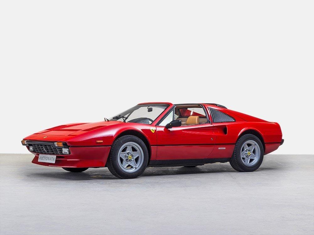 Ferrari 308 GTS Quattrovalvole, Model Year 1985