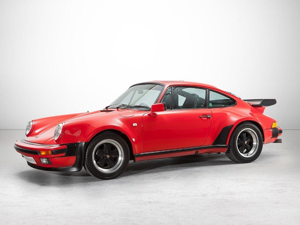 Porsche 911, 930 Turbo 3.3 Coupe, Model Year 1978