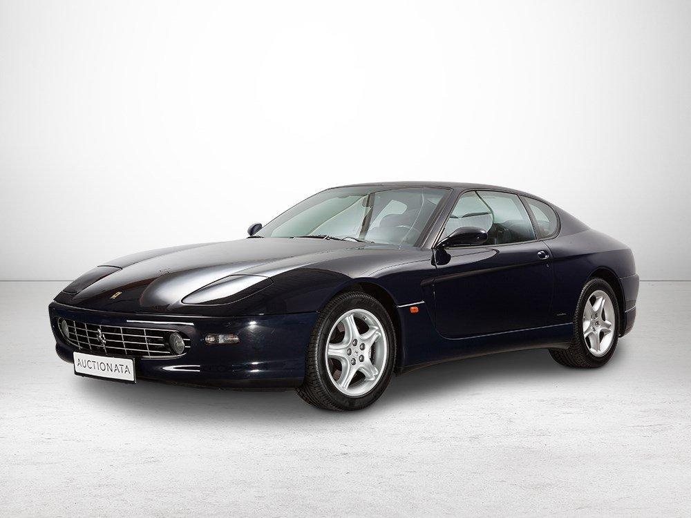 Ferrari 456 M GT, Model Year 1998
