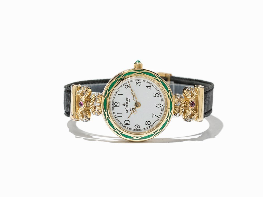 La Czaresse Women's Watch, Switzerland, c. 1995