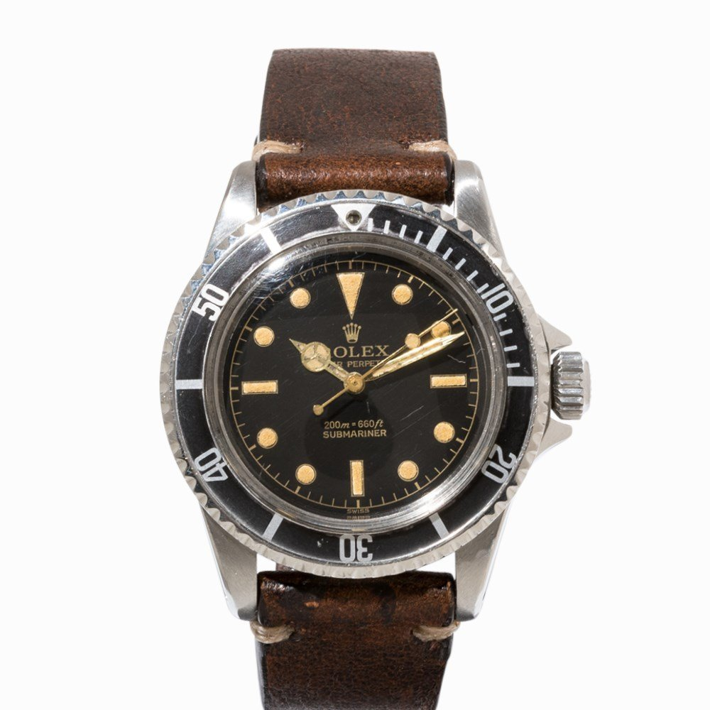 Rolex Submariner 'Chapter Ring', Ref. 5512, c. 1960 - 6