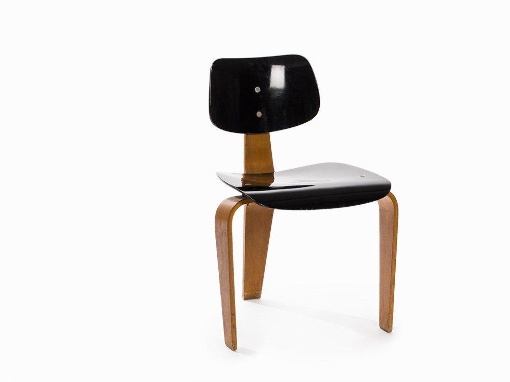 Egon Eiermann, Prototype Chair SE 42, Germany, 1949