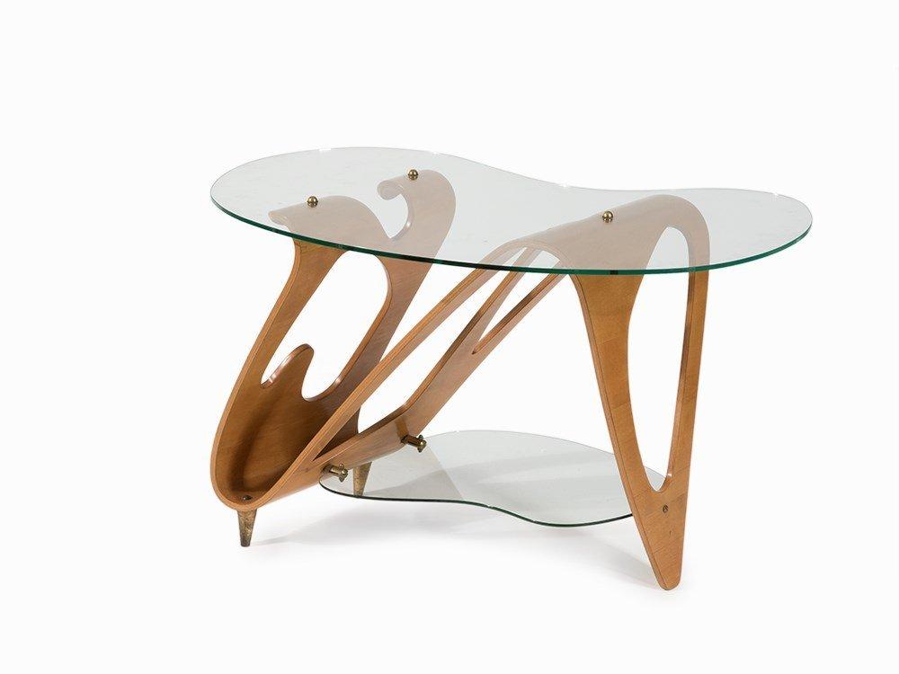 Carlo Mollino, Attributed, Arabesco Coffee Table,