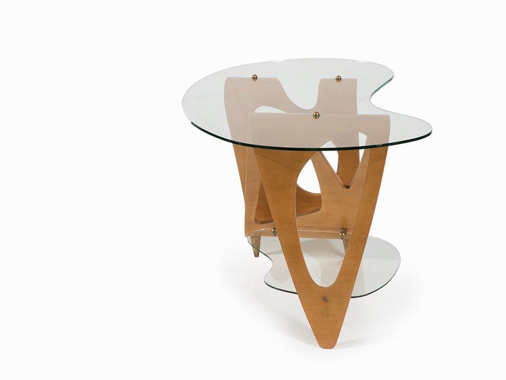 Carlo Mollino, Attributed, Arabesco Coffee Table, - 2