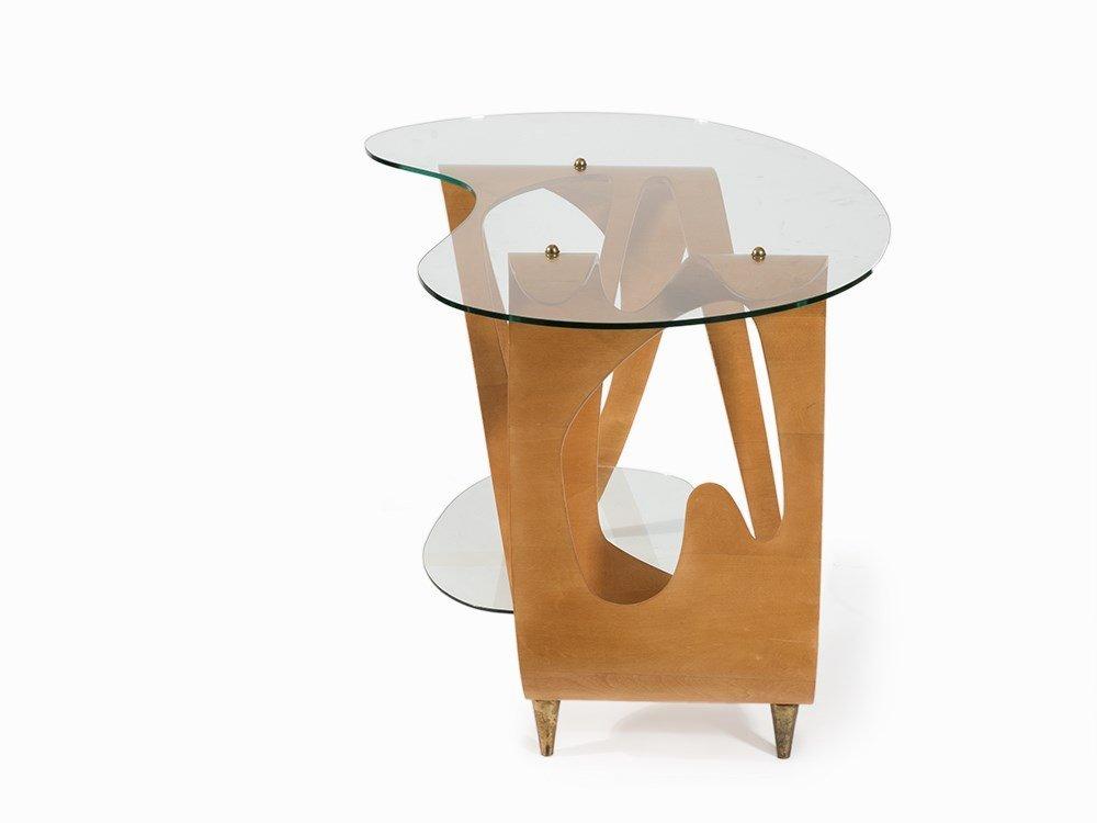 Carlo Mollino, Attributed, Arabesco Coffee Table, - 3