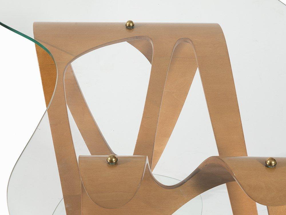 Carlo Mollino, Attributed, Arabesco Coffee Table, - 4