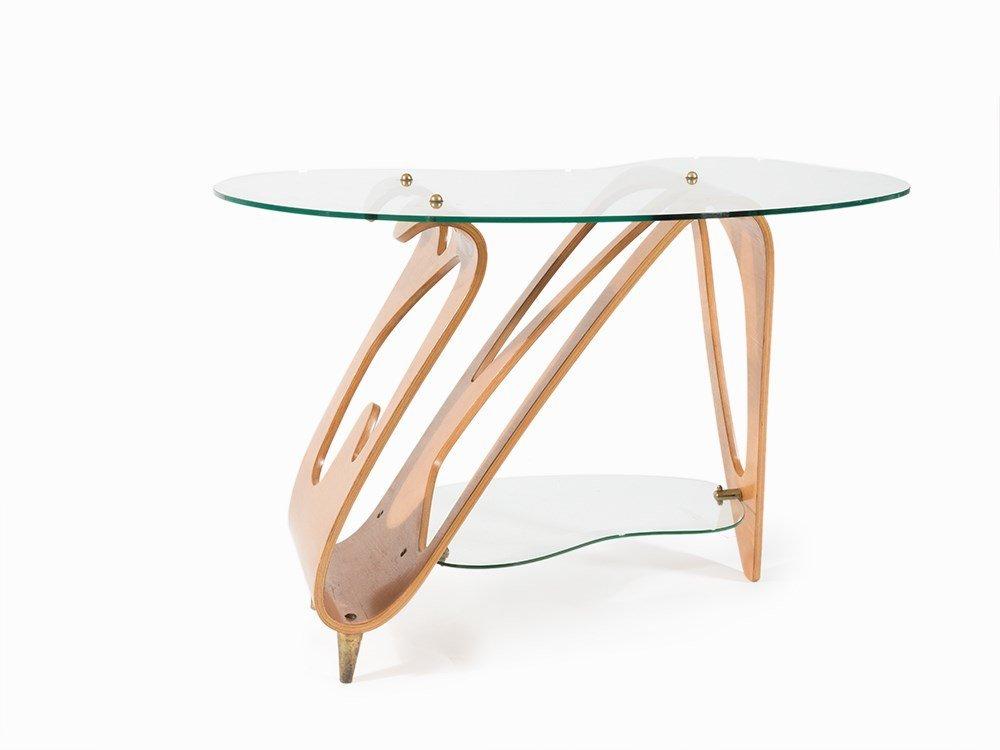 Carlo Mollino, Attributed, Arabesco Coffee Table, - 5