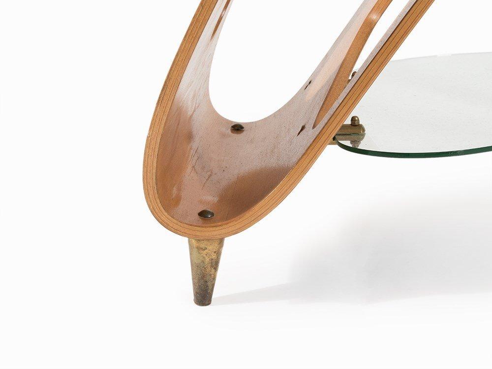 Carlo Mollino, Attributed, Arabesco Coffee Table, - 7