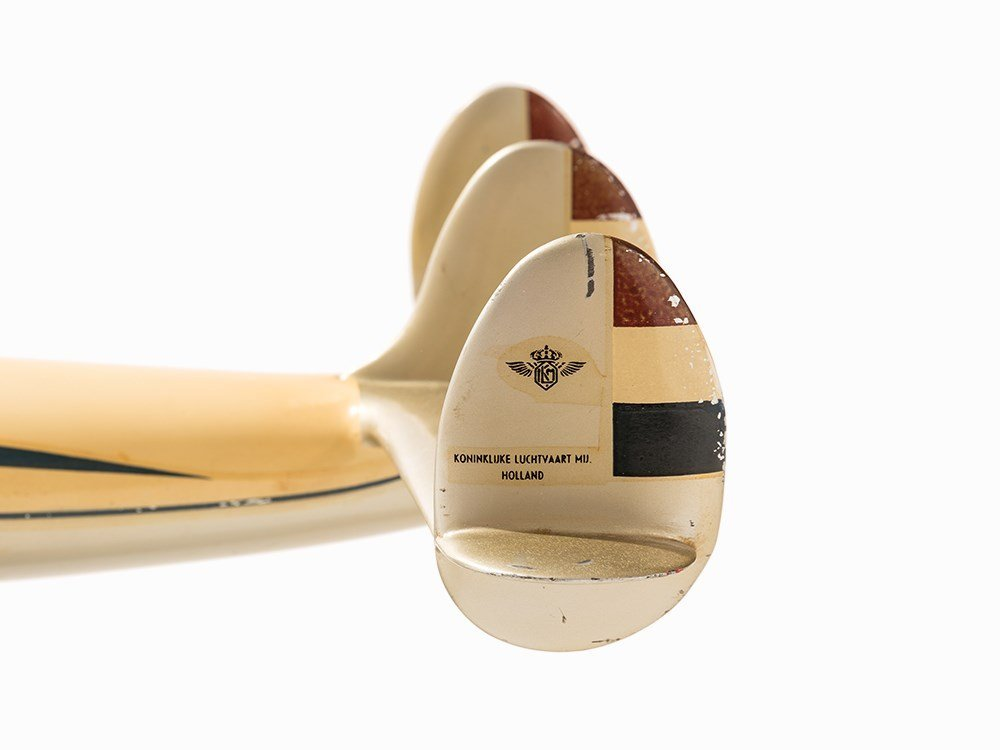 KLM Airplane Modell Lockheed L1049 Super Constellation, - 5