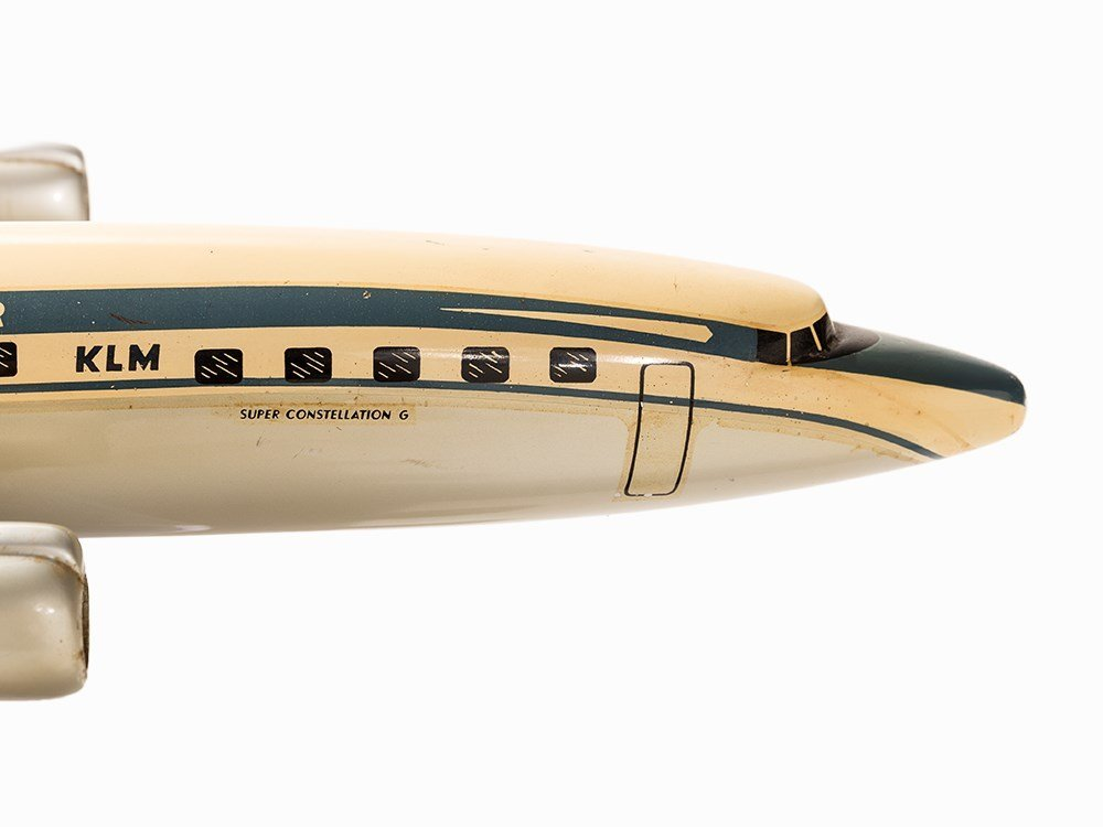 KLM Airplane Modell Lockheed L1049 Super Constellation, - 8
