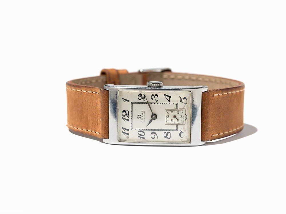 Omega Vintage Wristwatch, Switzerland, Around 1930