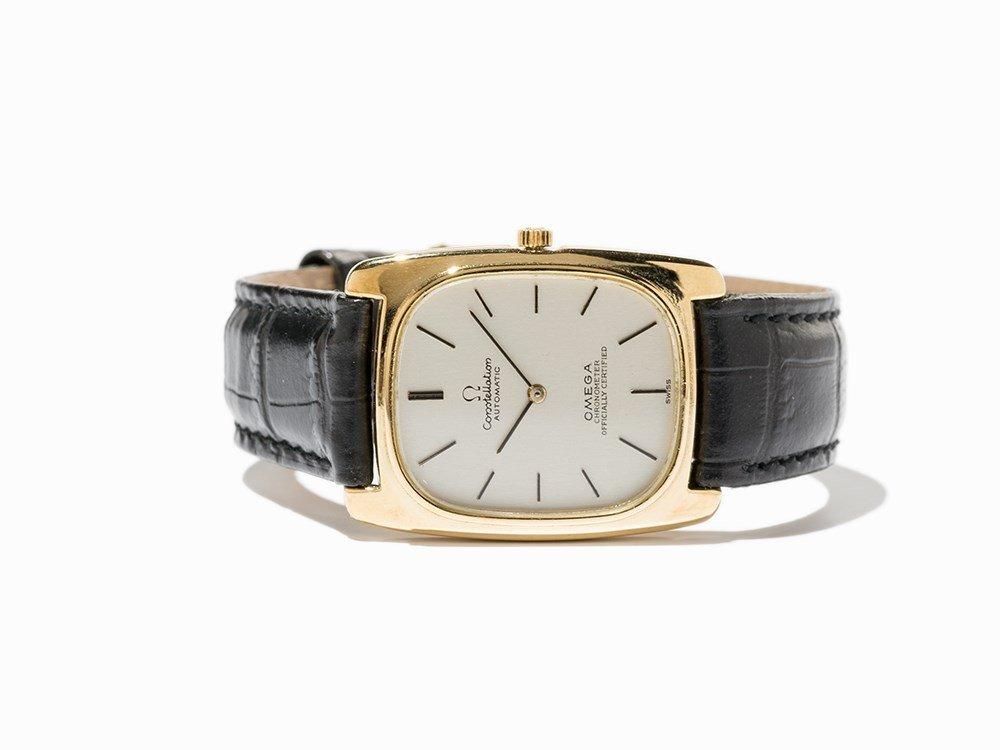Omega Constellation Wristwatch, Ref. 153.0034, C. 1968