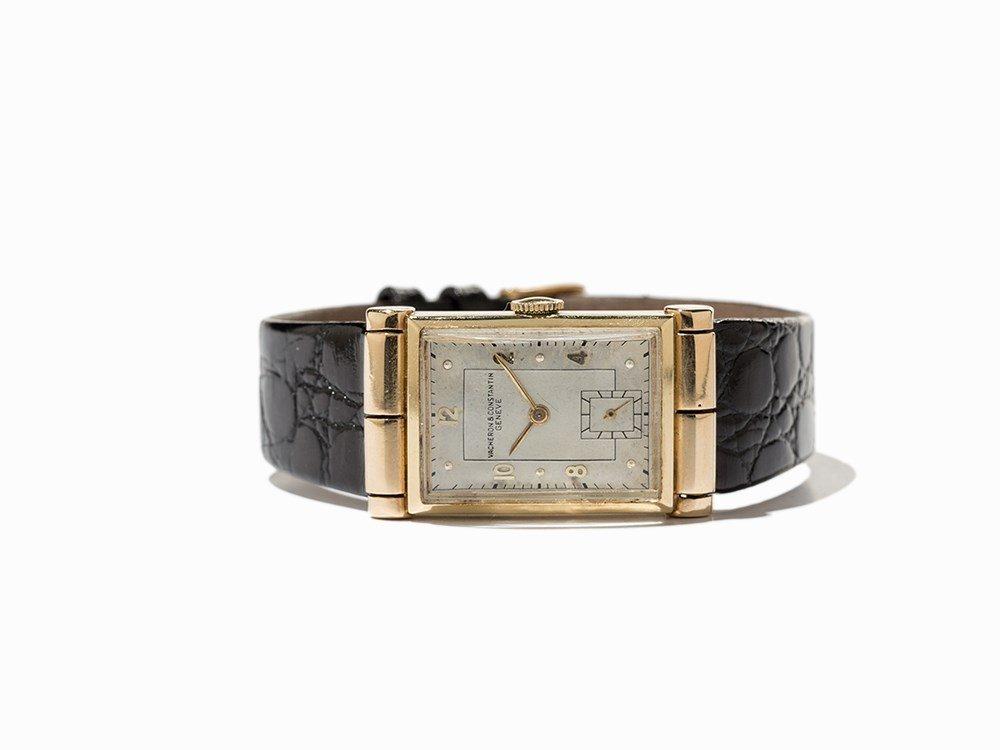 Vacheron Constantin Vintage Wristwatch, Switzerland,