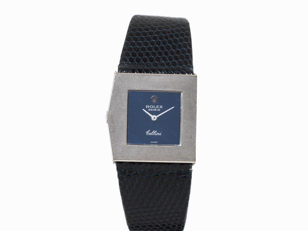 Rolex Cellini Wristwatch, Ref. 4017, c. 1975