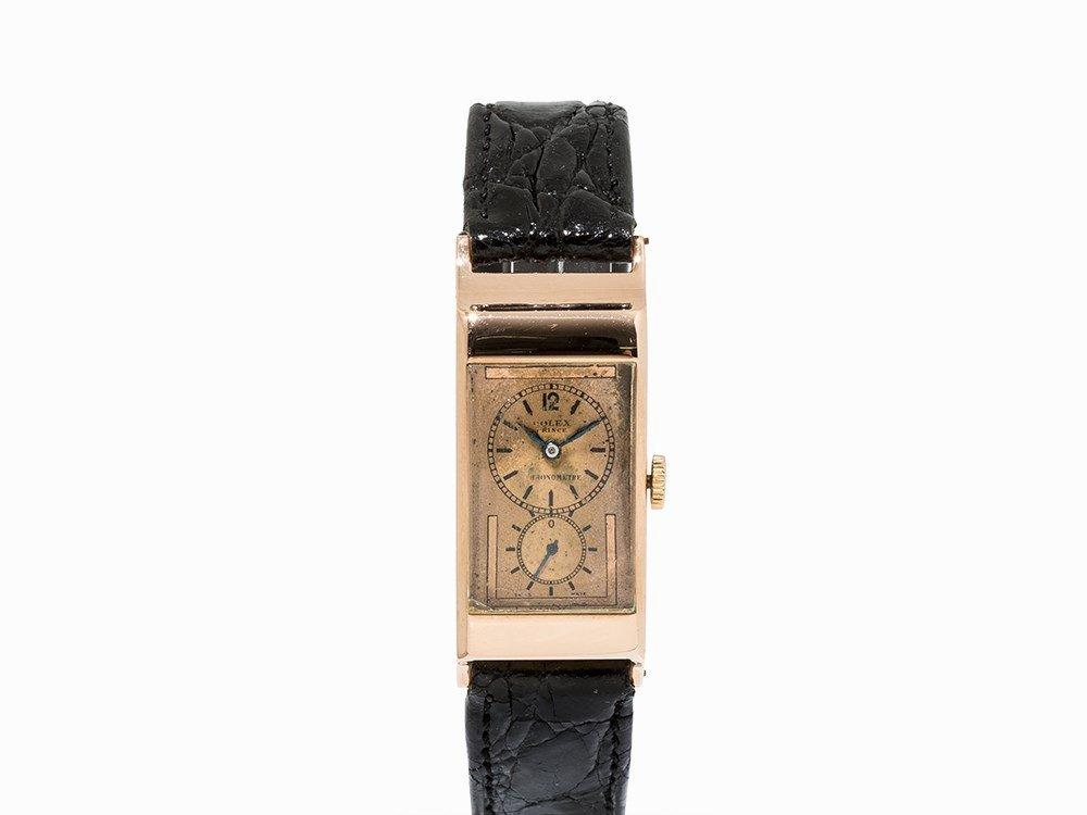Rolex Prince Chronometer, Ref. 3362, Switzerland, C.