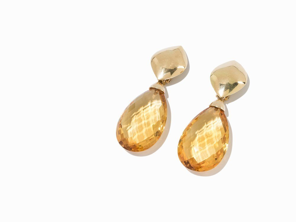 Atelier Sven Boltenstern, Clip-On Earrings with