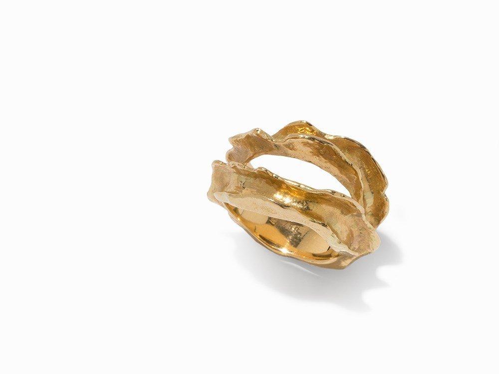 Atelier Sven Boltenstern, Ring, 18K Yellow Gold
