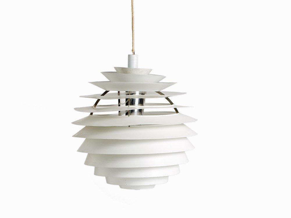 Poul Henningsen, Pendant Lamp PH Louvre, Louis Poulsen,