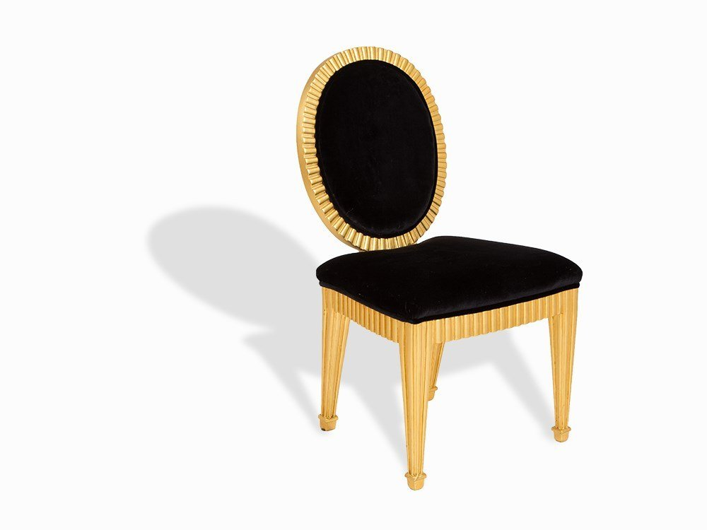Chair in the Louis XV Style, Italy, c. 2000
