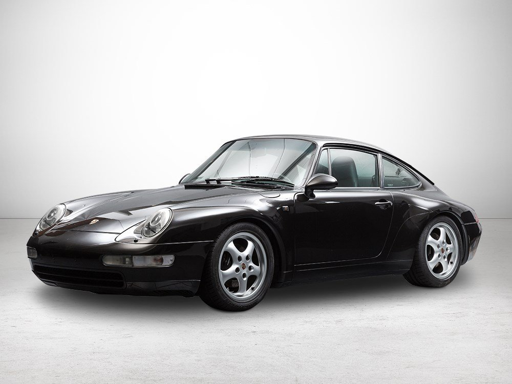 Porsche 993 Coupé, Model Year 1994