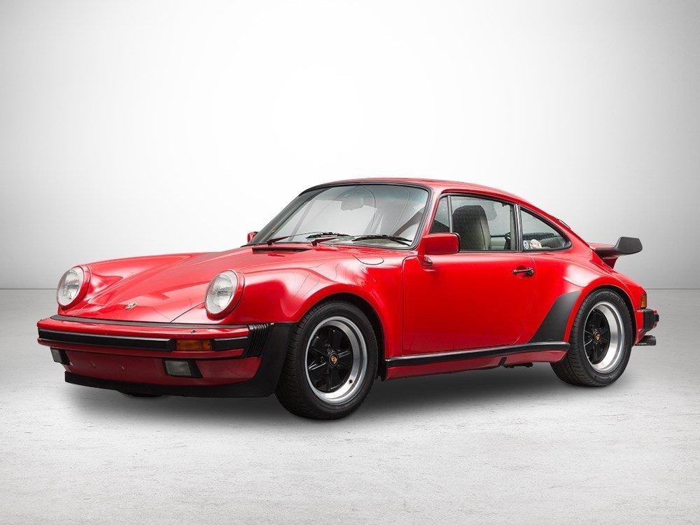 Porsche 930 Turbo, Model Year 1985